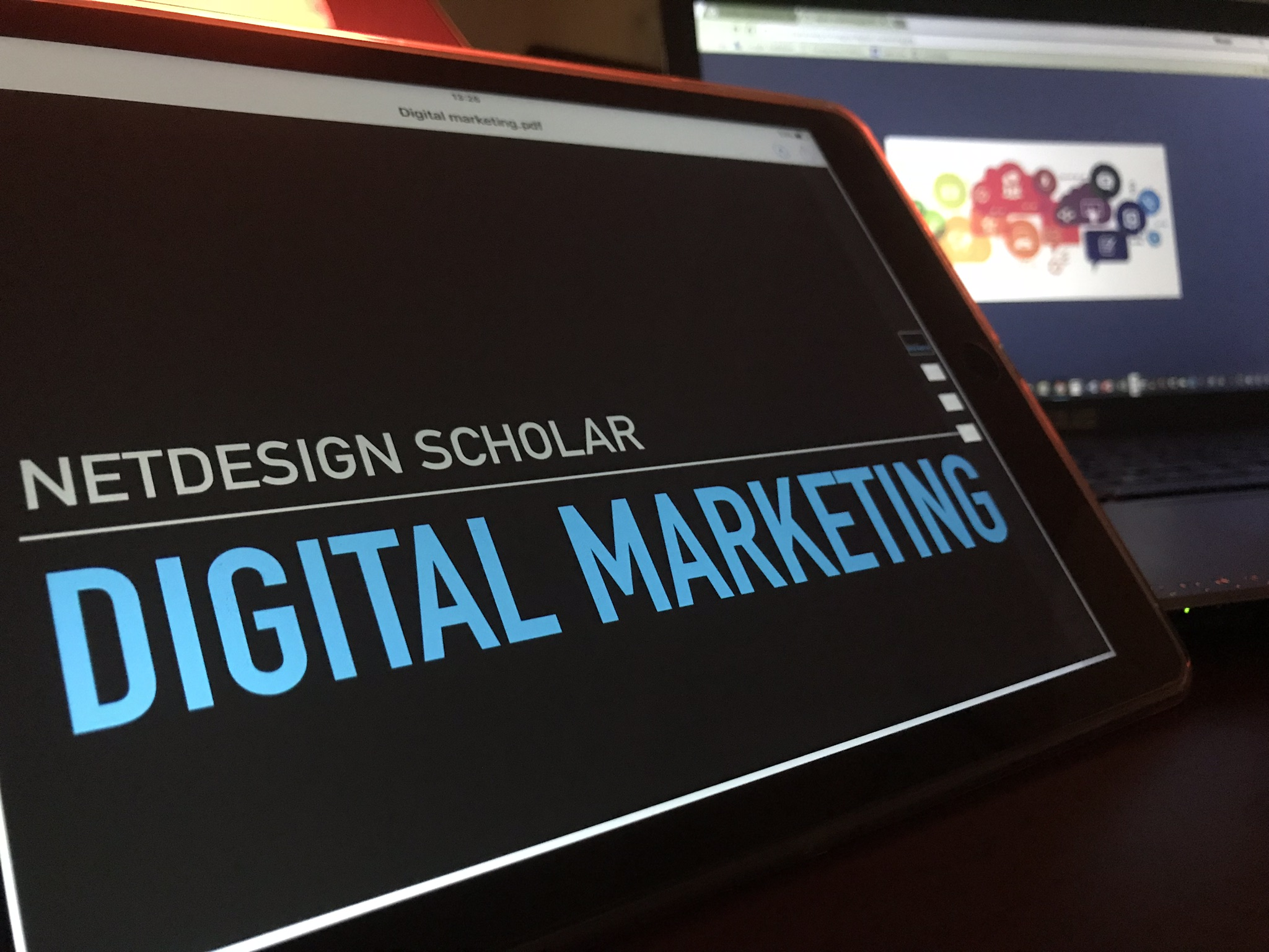 Netdesign Scholar, corso in Digital Marketing