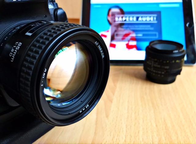 Netdesign Scholar, corso di Fotografia digitale